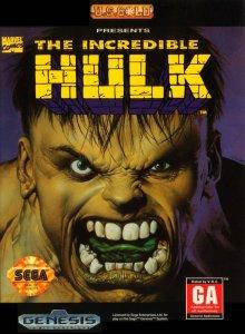 The Incredible Hulk per Sega Mega Drive