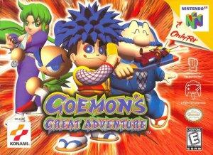 Goemon's Great Adventure per Nintendo 64