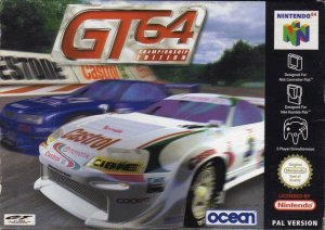 GT 64: Championship Edition per Nintendo 64