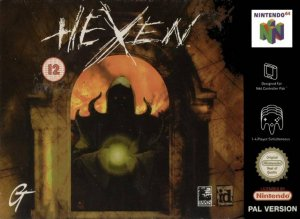Hexen per Nintendo 64