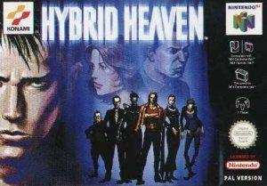 Hybrid Heaven per Nintendo 64