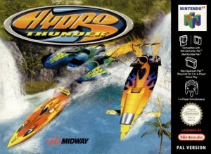 Hydro Thunder per Nintendo 64