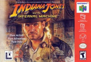 Indiana Jones and the Infernal Machine per Nintendo 64