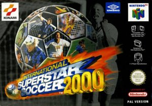 International Superstar Soccer 2000 per Nintendo 64