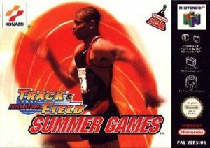 International Track & Field: Summer Games per Nintendo 64