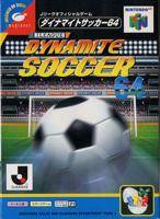 J-League Dynamite Soccer 64 per Nintendo 64