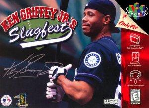 Ken Griffey Jr.'s Slugfest per Nintendo 64