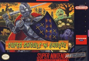 Super Ghouls 'n Ghosts per Super Nintendo Entertainment System