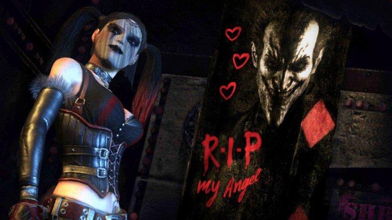 La Soluzione di Batman: Arkham City - Harley Quinn's Revenge