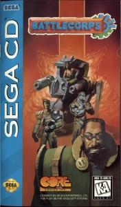 Battlecorps per Sega Mega-CD