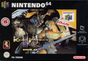 Killer Instinct Gold per Nintendo 64