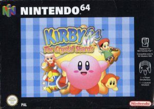 Kirby 64: The Crystal Shards per Nintendo 64