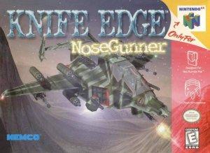 Knife Edge: Nose Gunner per Nintendo 64