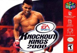 Knockout Kings 2000 per Nintendo 64