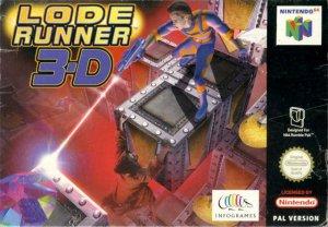 Lode Runner 3D per Nintendo 64