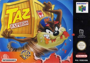 Looney Tunes Taz Express per Nintendo 64