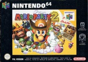 Mario Party 2 per Nintendo 64