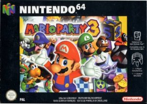 Mario Party 3 per Nintendo 64