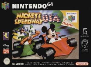 Mickey's Speedway USA per Nintendo 64