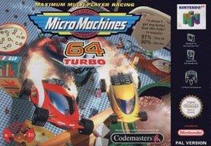 Micro Machines 64 Turbo per Nintendo 64