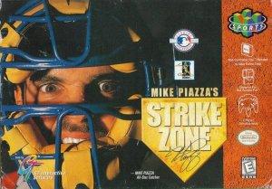 Mike Piazza's Strike Zone per Nintendo 64