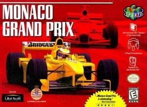 Monaco Grand Prix per Nintendo 64