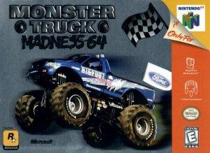 Monster Truck Madness 64 per Nintendo 64