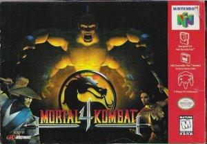 Mortal Kombat 4 per Nintendo 64