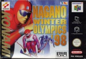 Nagano Winter Olympics '98 per Nintendo 64