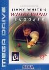 Jimmy White's Whirlwind Snooker per Sega Mega Drive