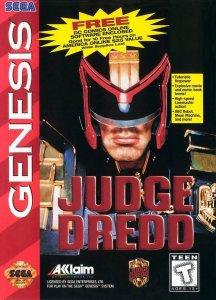 Judge Dredd per Sega Mega Drive