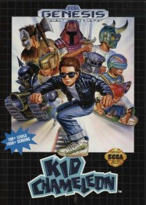 Kid Chameleon per Sega Mega Drive
