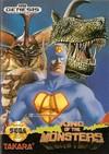 King of the Monsters per Sega Mega Drive