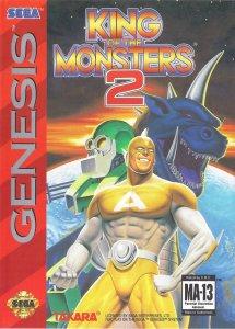 King of the Monsters 2 per Sega Mega Drive