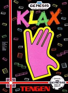 Klax per Sega Mega Drive
