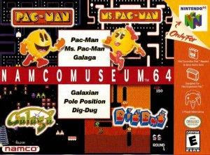 Namco Museum 64 per Nintendo 64