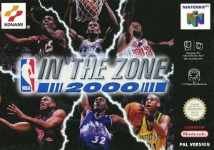 NBA In the Zone 2000 per Nintendo 64