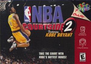 NBA Courtside 2 Featuring Kobe Bryant per Nintendo 64