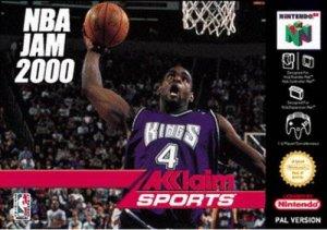 NBA Jam 2000 per Nintendo 64