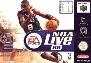 NBA Live 99 per Nintendo 64