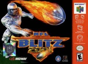NFL Blitz 2001 per Nintendo 64