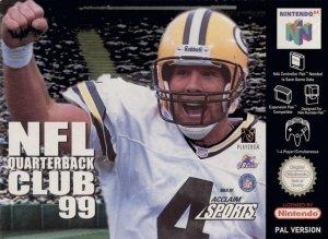 NFL Quarterback Club 99 per Nintendo 64