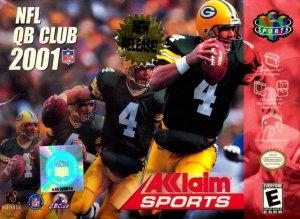 NFL QB Club 2001 per Nintendo 64