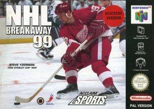 NHL Breakaway 99 per Nintendo 64