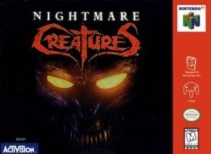 Nightmare Creatures per Nintendo 64