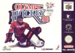 Olympic Hockey 98 per Nintendo 64