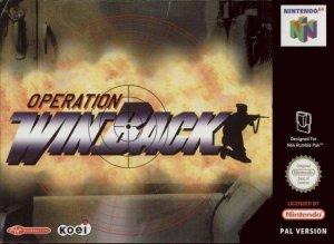 Operation Winback per Nintendo 64