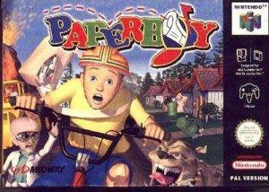 Paperboy per Nintendo 64