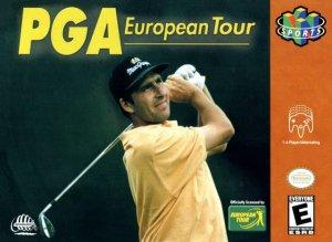 PGA European Tour per Nintendo 64
