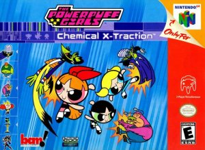 Powerpuff Girls: Chemical X-Traction per Nintendo 64